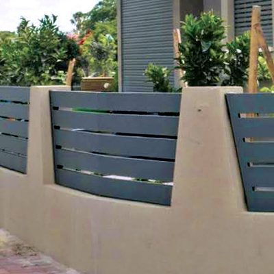 Custom Aluminum Fences