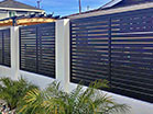 Specialty aluminum fence
