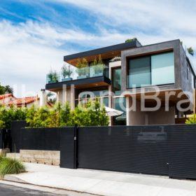 Los Angeles HiTech Gate Fence Installation Mulholland Brand