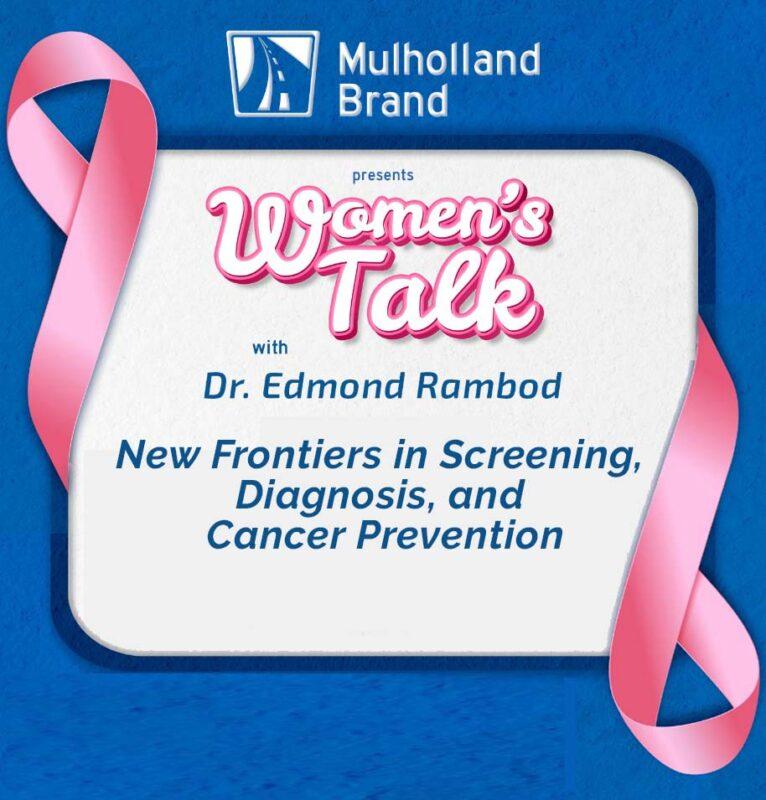 Women's Talk Mulholland Brand