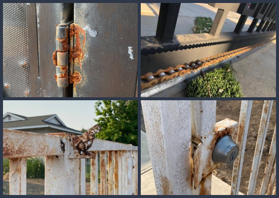 rusty gate examples